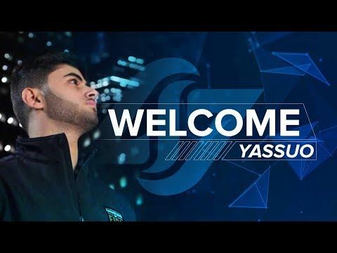 Yassuo 加入CLG直播團隊
