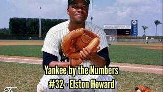 Yankee By The Numbers - #32 Elston Howard