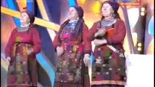 """Buranovskiye Babushki """"Party For Everybody"""" Russia Eurovision Song Contest 2012."""