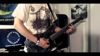 Dark Age - Dare To Collapse (Guitar cover)