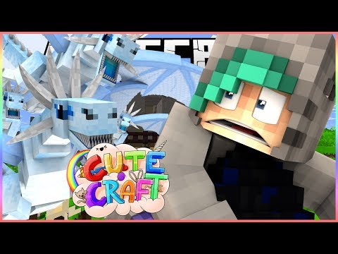 GETTING MORE DRAGONS! - CuteCraft Minecraft SMP - Ep.14