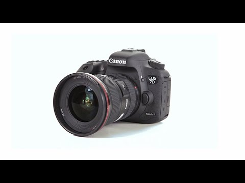 Hands-On Review: Canon EOS 7D Mark II