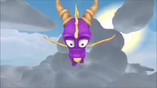 Spyro AMV - Signal in the Sky Let's Go