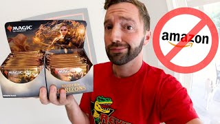 SCAMMED ON AMAZON / Magic The Gathering
