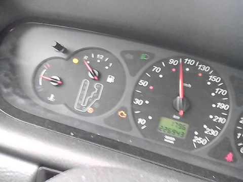 Der Sensor der Temperatur des Motors das Golf das 2 Benzin