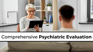 Comprehensive Psychiatric Evaluation, Psychiatry EHR Software