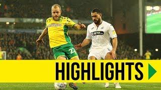 HIGHLIGHTS: Norwich City 1-0 Swansea City
