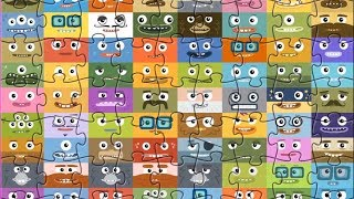 Big Block Sing Song All the Characters - New Cool Puzzle Games for Kids