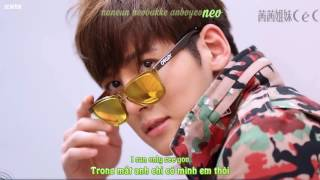 [Engsub+Vietsub+Kara] Kissing You - Ji Chang Wook (OST 7 First Kisses)