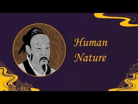 Mengzi (Mencius): Human Nature