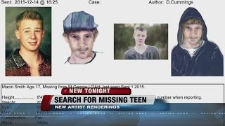 Sketches Release In Search For Missing Utah Teen