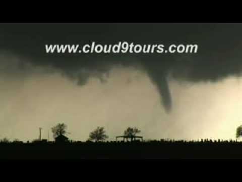 Tornado near Silverton, TX