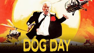 Dog Day (1980s Movie Trailer)   Drama Action Crime Film with Lee Marvin