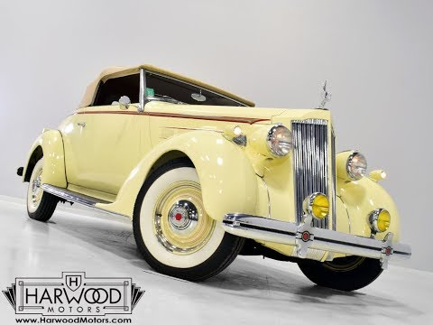 Video of Classic 1936 120 Offered by Harwood Motors, LTD. - Q2QC