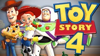 Andy's Coming Challenge #AndysComing TOY STORY Challenge