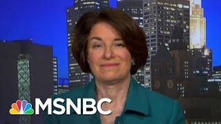 Klobuchar: Trump Went From 'I Alone Can Fix This' To 'I Am Backup' | All In | MSNBC