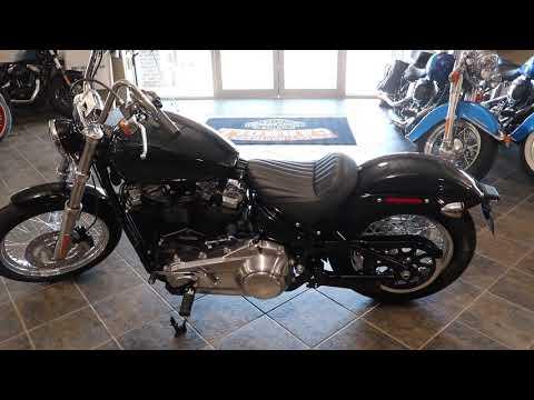 2020 Harley-Davidson Softail® Standard in Carroll, Iowa - Video 1