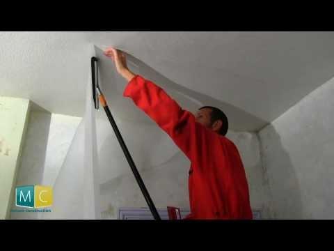 comment traiter les fissures d 39 un plafond la r ponse est sur. Black Bedroom Furniture Sets. Home Design Ideas