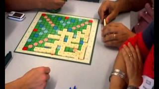 preview picture of video '1r Concurs de Scrabble del CNL de l'Hospitalet de Llobregat 2012'
