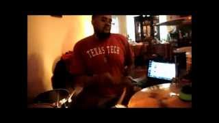 "Surprises (feat Fred Hammond) Israel Houghton Cover by Micah""Drumcell""Pleasant"