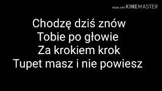 "Cleo   ""Za Krokiem Krok"" (Tekst)"