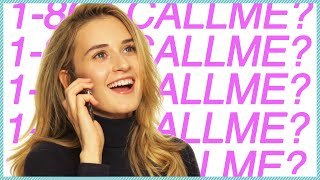 HOW TO GET YOUR CRUSH'S NUMBER! w/ ThatGibsonGirl
