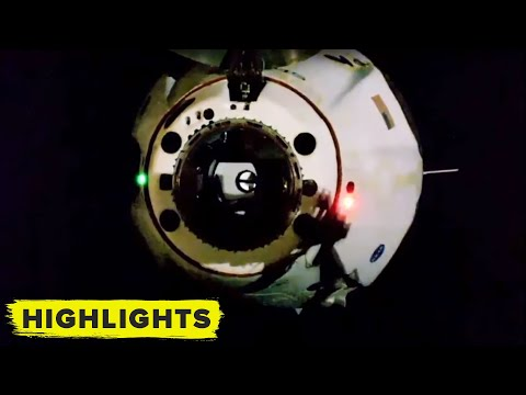 Watch SpaceX Crew Dragon Endeavour Undock and Head to Earth