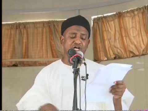 KHUDBA AKAN TSAFI DA SIHIRI By Dr. Abdallah Usaman Umar Gadon Kaya
