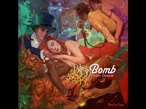 "Bliss Bomb's New Album ""FEVER DREAM"""
