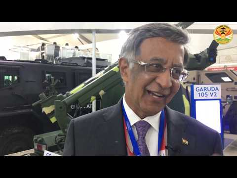 Baba Kalyani: India Can  Be the Prime Producer of Artillery Weapon Systems Globally in Five Years.
