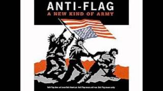 Anti Flag Stars & Stripes