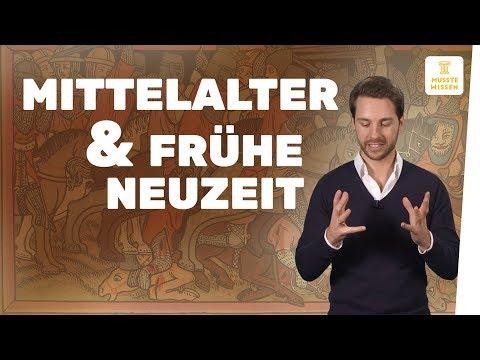 Mittelalter & frühe Neuzeit einfach erklärt I Geschichte