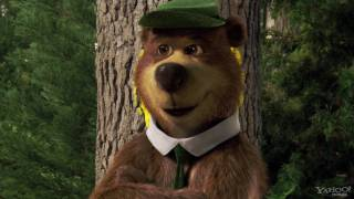 Yogi Bear 3D Trailer Image