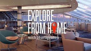 Hurtigruten: Hybrid Expedition Schiffe