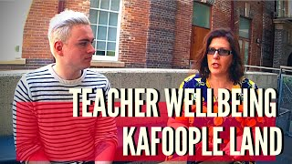 How to Stay Balanced To Be The Best Teacher - Kafoople Land