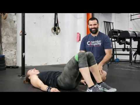 Banded Glute Bridge For Stronger Glutes
