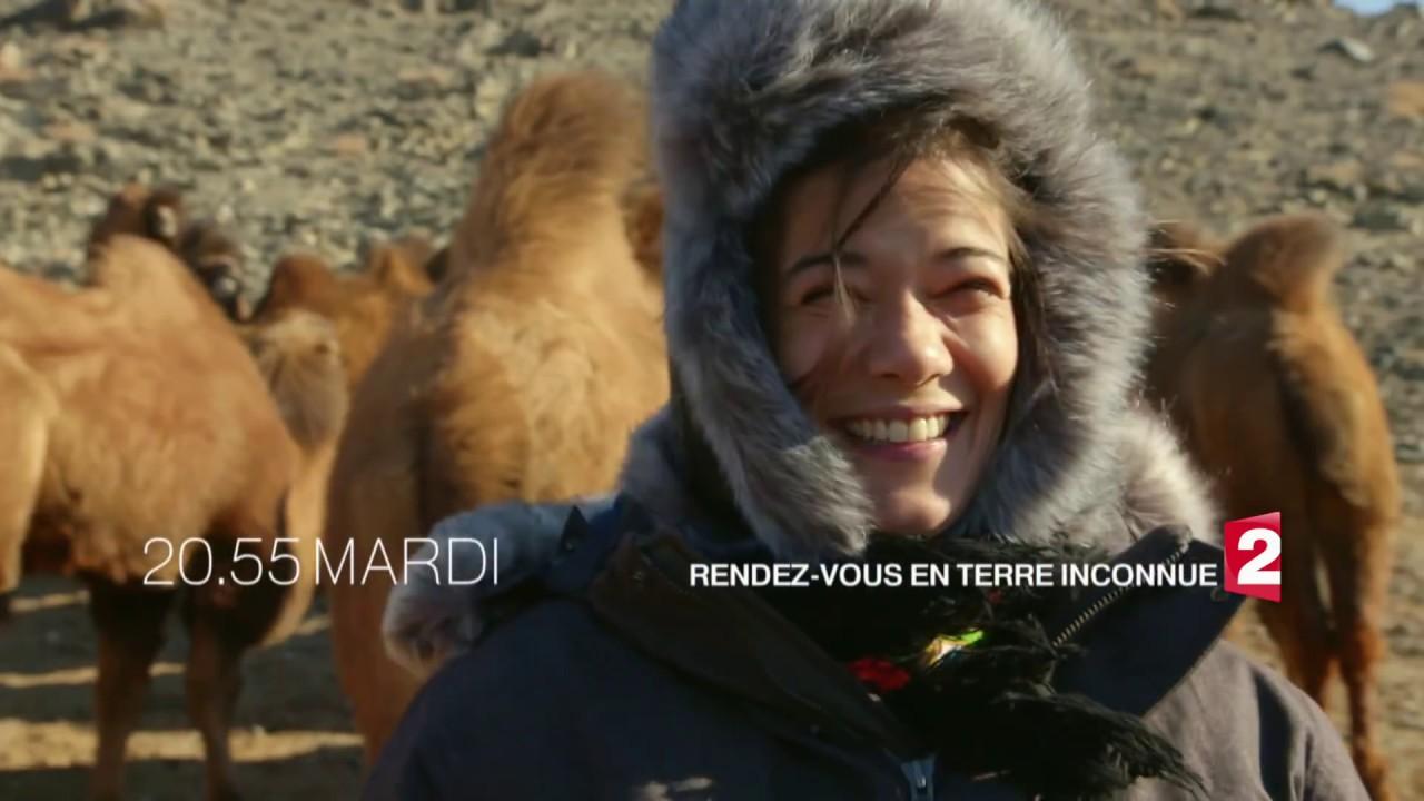 Mélanie Doutey s'improvise éleveuse de chameaux - Rendez-vous en terre inconnue