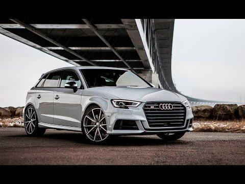 Audi A3 Sportback Хетчбек класса B - рекламное видео 1