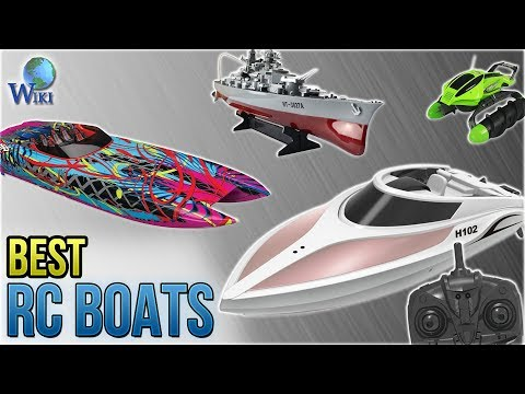 10 Best RC Boats 2018