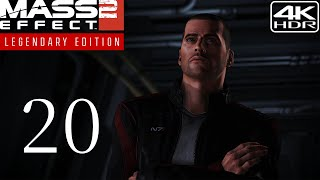 Mass Effect 2  Walkthrough Gameplay and Mods pt20  Talking With The Crew 4K 60FPS HDR Insanity