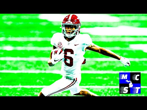 Devonta Smith Finally Measures in For 2021 NFL Draft & It's Not Good!!!