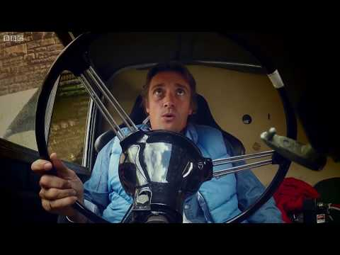 Climbing A Dam In A Land Rover | Top Gear | Series 22 | BBC