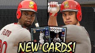 NEW DIAMONDS CLIFF FLOYD & IAN KINSLER DEBUT! MLB THE SHOW 18 DIAMOND DYNASTY