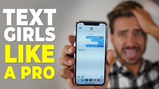 How to Text Girls *LIKE A PRO* | Alex Costa