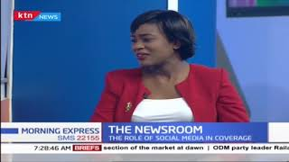 The Newsroom: Comparison between Ethiopia and Kenya media coverage of the Ethiopia plane crash
