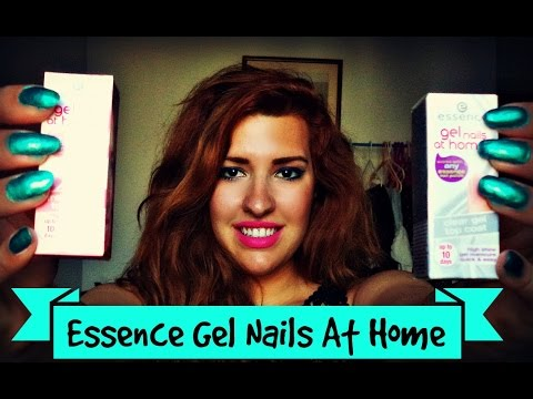 Πως να κάνετε Gel νύχια στο σπιτι