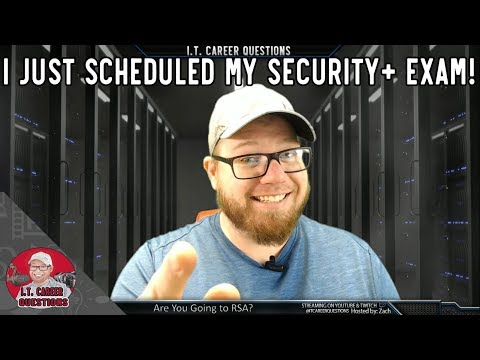 How to Schedule CompTIA Exams - My Security+ is Scheduled ...