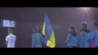 Украинская биатлонистка запела гимн России на этапе Кубка мира в ХМАО