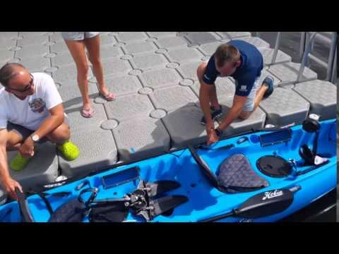 mp4 Recreation Hobie Kayak, download Recreation Hobie Kayak video klip Recreation Hobie Kayak