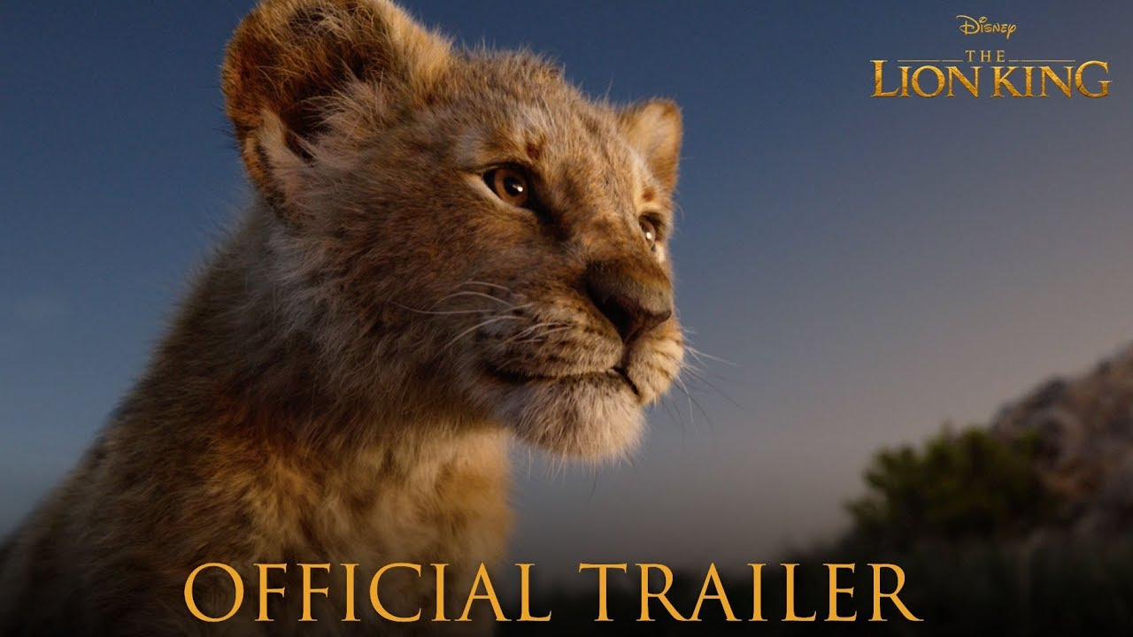 Movie Trailer: The Lion King (2019)